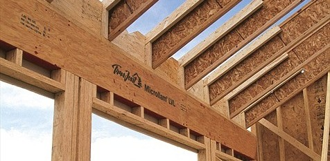 Microllam® LVL (Laminated Veneer Lumber) Is One Of The Older Trus® Joist  Products But Is Still A Versatile Performer In A Wide Range Of Structural  ...